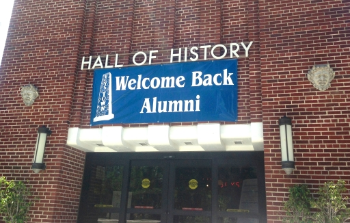 Hall of Historty